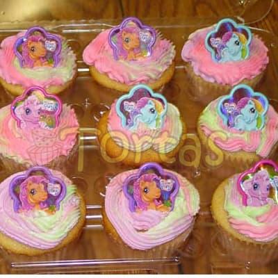 Grameco.com - Regalos a PeruMuffins Ponys