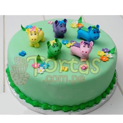 Grameco.com - Regalos a PeruTorta Pony 07