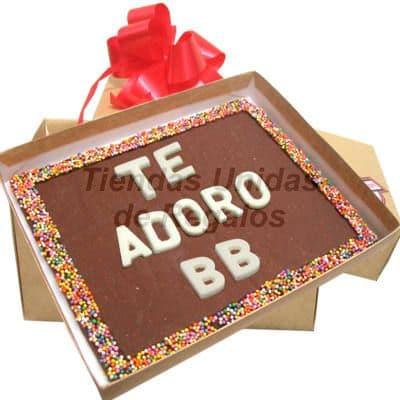 ChocoMensaje - Te Adoro BB