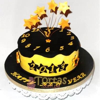 Deliregalos.com - Torta Nueva 07 - Codigo:NYR07 - Detalles: Delicioso keke De Vainilla ba�ado con manjar blanco y forrado con masa elastica.  Incluye decoracion segun imagen Tama�o: 20cm de diametro - - Para mayores informes llamenos al Telf: 225-5120 o 476-0753.