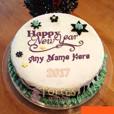 Deliregalos.com - Torta Nueva 08 - Codigo:NYR08 - Detalles: Delicioso keke De Vainilla ba�ado con manjar blanco y forrado con masa elastica.  Incluye decoracion segun imagen Tama�o: 20cm de dimaetro - - Para mayores informes llamenos al Telf: 225-5120 o 476-0753.