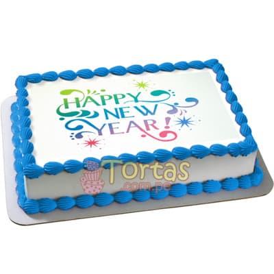 Deliregalos.com - Torta Nueva 11 - Codigo:NYR11 - Detalles: Delicioso keke De Vainilla ba�ado con manjar blanco y forrado con masa elastica.  Incluye decoracion segun imagen Tama�o:20x30cm - - Para mayores informes llamenos al Telf: 225-5120 o 476-0753.