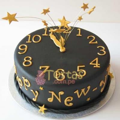 I-quiero.com - Torta Nueva 15 - Codigo:NYR15 - Detalles: Delicioso keke De Vainilla ba�ado con manjar blanco y forrado con masa elastica.  Incluye decoracion segun imagen Tama�o: 20cm de diametro - - Para mayores informes llamenos al Telf: 225-5120 o 476-0753.