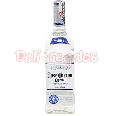 Lafrutita.com - Tequila - Cuervo Silver OFERTA - Codigo:OTR01 - Detalles: Tequila Jose Cuervo x 750ml Edicion Especial Silver.  - - Para mayores informes llamenos al Telf: 225-5120 o 476-0753.