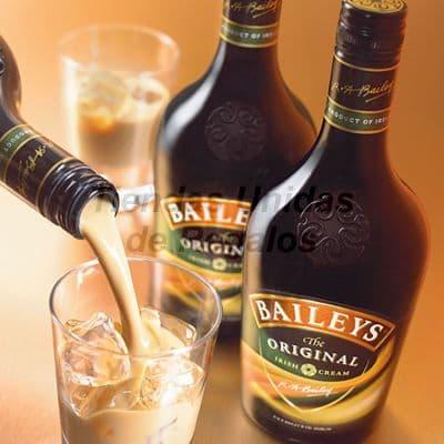Baileys Licor de Creama de Whisky | Licor de Crema BAILEYS Original Botella 750ml - Cod:OTR03