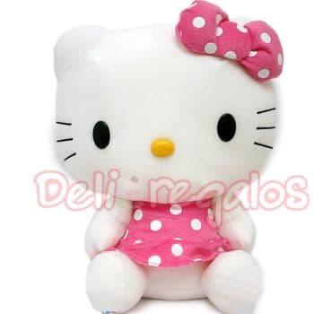 Hello Kitty - Codigo:PGG04 - Detalles: Lindo peluche Gitante de Hello Kitty de 70cm de alto aprox. El peluche tiene vestido rosado. - - Para mayores informes llamenos al Telf: 225-5120 o 4760-753.