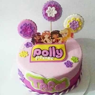 Grameco.com - Regalos a PeruTorta Polly pocket 02