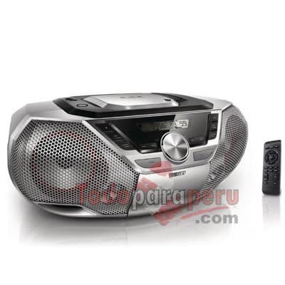 I-quiero.com - Radio CD Philips - Codigo:QAF05 - Detalles:     Disfruta de tu m�sica desde distintas fuentes.     USB Directo para la reproducci�n de tu m�sica en MP3/WMA.     Sistema de altavoces Bass Reflex, ofrece un sonido potente y m�s profundo     Pr�ctico control remoto para una mayor comodidad.     Sintonizador digital de radio con presinton�as para una mayor comodidad. - - Para mayores informes llamenos al Telf: 225-5120 o 476-0753.