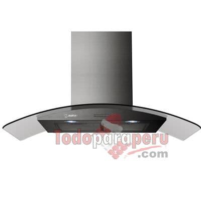 Deliregalos.com - Campana Extractora Miray - Codigo:QAH06 - Detalles: General Colorinox Dimensiones (Alt x Anch x Prof)108x90x50cm FiltroCarbon/ Aluminio Garant�a12 meses Motor01 Voltaje220v/60ghz  Funciones DuctoSi RecirculanteSi Sistema de SeguridadSi Velocidad03  Conveniencia Tipo de iluminaci�nLED  Material GabineteAcero  - - Para mayores informes llamenos al Telf: 225-5120 o 476-0753.
