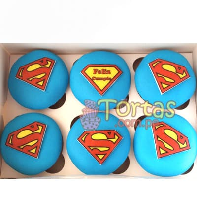 Grameco.com - Regalos a PeruMuffins Superman