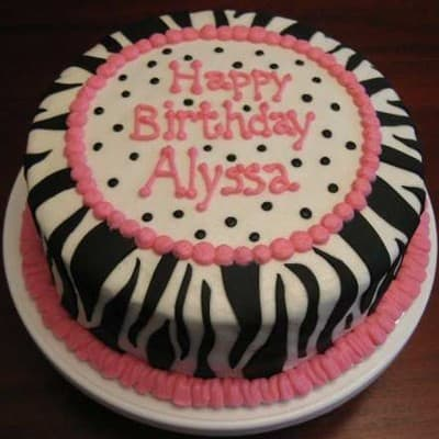 I-quiero.com - Torta Animal Print 03 - Codigo:TAP03 - Detalles: Deliciosa torta de keke De Vainilla, ba�ado con manjar blanco y forrado con masa el�stica. La medidia es de 20cm de diametro. Rinde aproximadamente 20 porciones. - - Para mayores informes llamenos al Telf: 225-5120 o 476-0753.