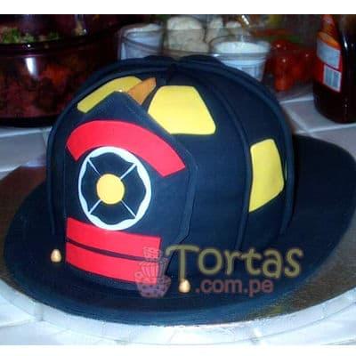 Grameco.com - Regalos a PeruTorta bombero 04