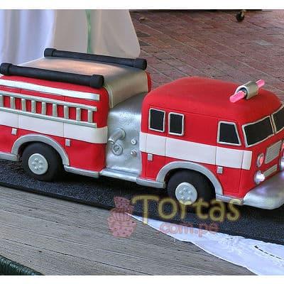 Grameco.com - Regalos a PeruTorta bombero 08