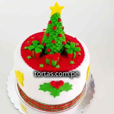 Torta Arbol 10