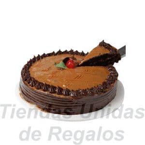 Diloconrosas.com - Torta Rapida 01 - Codigo:TNR01 - Detalles: Cl�sica torta de chocolate, acompa�ada de delicioso manjar blanco, incluye tarjeta de dedicatria. - - Para mayores informes llamenos al Telf: 225-5120 o 476-0753.
