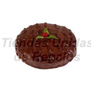 Torta Rapida 02 - Codigo:TNR02 - Detalles: Riqu�sima torta mojadita rellena con dos capas de fudge y ba�ada en full chocolate, incluye tarjeta de dedicatoria. - - Para mayores informes llamenos al Telf: 225-5120 o 4760-753.