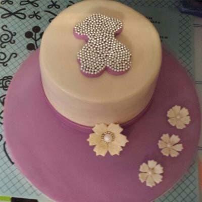 Lafrutita.com - TOUS 02 - Codigo:TOS02 - Detalles: Deliciosa torta de keke De Vainilla  ba�ada con manjar blanco y forrada con masa elastica con medidas de 15 cm de diametro - - Para mayores informes llamenos al Telf: 225-5120 o 476-0753.