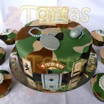 Torta Militar 43