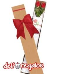 Caja de 2 rosas importadas - Codigo:VLN26 - Detalles: Exclusiva caja ecologica Diloconrosas conteniendo 2 rosas rojas importadas de tallo largo. Incluye tarjeta de dedicatoria. - - Para mayores informes llamenos al Telf: 225-5120 o 4760-753.