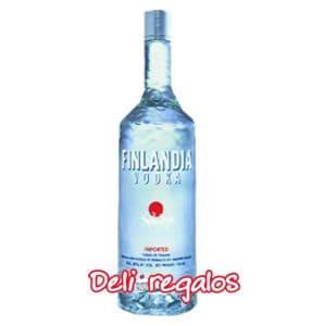 Vodka Finlandia - Codigo:VOD03 - Detalles: Vodka Finlandia x 750ml - - Para mayores informes llamenos al Telf: 225-5120 o 4760-753.