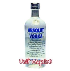 Deliregalos.com - Absolut Vodka Puro - Codigo:VOD05 - Detalles: Absolut Vodka Puro x 750ml - - Para mayores informes llamenos al Telf: 225-5120 o 476-0753.
