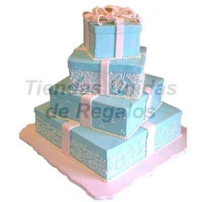 Tortas.com.pe - Tortas Aniversario  y Boda WAS09 - Codigo:WAS09 - Detalles: Delicioso queque De Vainilla relleno con exquisitos frutos secos, el decorado es a base de masa el�stica. Rinde para 115 a 120 porciones. Altura aprox. 1er nivel de 35cmt, 2do nivel 25cmt, 3er nivel 15cmt.4to nivel de 7cm Este producto se realiza con 10 dias de anticipaci�n. - - Para mayores informes llamenos al Telf: 225-5120 o 476-0753.