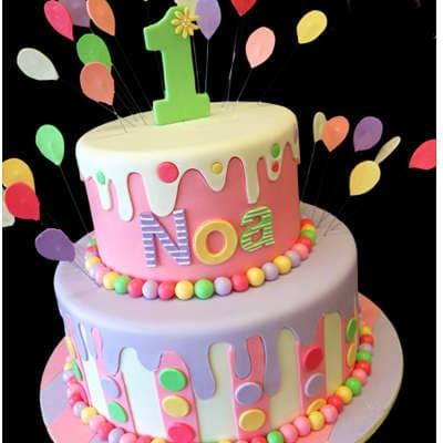 Torta Aniversario   Torta para Aniversario - Cod:WAS31