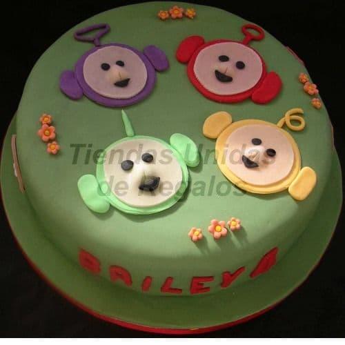 Torta Niño 73 - Codigo:WBE73 - Detalles: Delicioso queque ingles relleno  de frutas secas, pasas y, decorada finamente en masa elástica, MED.20cm de diámetro. - - Para mayores informes llamenos al Telf: 225-5120 o 4760-753.