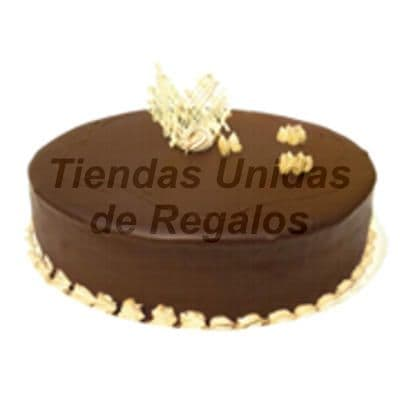 I-quiero.com - Torta Chocolate  04 - Codigo:WCH04 - Detalles: Este producto contiene:   Delicioso Queque de Chocolate relleno con crema chantilly ba�ado por encima y por los lados con chocolate.Mide 25cm de diametro. Rinde 25porciones..  - - Para mayores informes llamenos al Telf: 225-5120 o 476-0753.