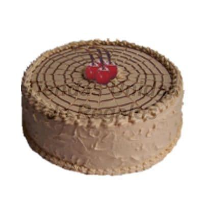 I-quiero.com - Torta Chocolate  06 - Codigo:WCH06 - Detalles: Delicioso Queque de Chocolate relleno de manjar blanco, ba�ado por encima con chocolate y decorado con 3 exquisitas ceresas.Mide 25cm de diametro. Rinde 25 porciones. - - Para mayores informes llamenos al Telf: 225-5120 o 476-0753.