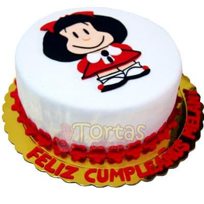 Torta Dama 14