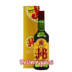 Tortas.com.pe - Whisky JB - Codigo:WIS04 - Detalles: J & B Rare x 750ml  - - Para mayores informes llamenos al Telf: 225-5120 o 476-0753.