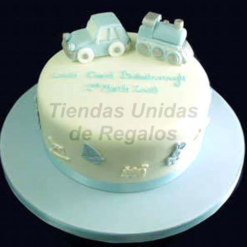 Torta Bebe 21 - Codigo:WNA21 - Detalles: Torta a base de keke ingles con medida de 20 cm. de diámetro. Todo el decorado esta hecho a base de masa elástica.  - - Para mayores informes llamenos al Telf: 225-5120 o 4760-753.