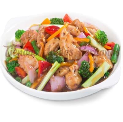 Pollo con Champiñones | Delivery Chifa | Chifas Delivery Lima - Cod:WPL05