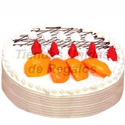 Deliregalos.com - Torta Lucuma - Codigo:WPS03 - Detalles: Torta de L�cuma, 23cm de di�metro.  - - Para mayores informes llamenos al Telf: 225-5120 o 476-0753.