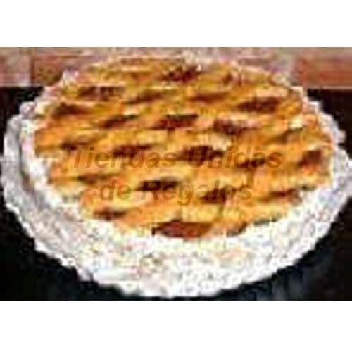 Deliregalos.com - Tartaleta de Manzana - Codigo:WPS11 - Detalles: Deliciosa Tartaleta de 23cm de diametro.  - - Para mayores informes llamenos al Telf: 225-5120 o 476-0753.