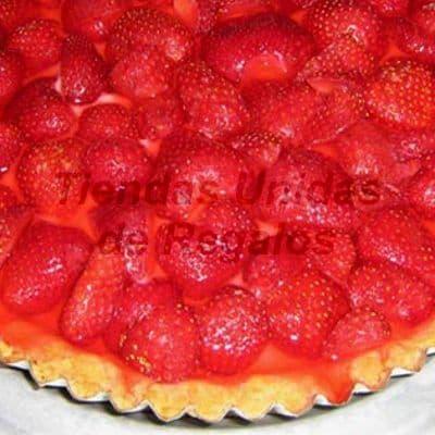 Lafrutita.com - Tartaleta 02 - Codigo:WTL02 - Detalles: Deliciosa tartaleta de fresas. Rinde de 20 a 25 porciones. 20cm de Di�metro. - - Para mayores informes llamenos al Telf: 225-5120 o 476-0753.