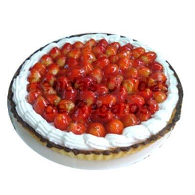 Lafrutita.com - Tartaleta 06 - Codigo:WTL06 - Detalles:  Deliciosa tartaleta de ciruelas. Rinde de 20 a 25 porciones. 20cm de Di�metro. - - Para mayores informes llamenos al Telf: 225-5120 o 476-0753.