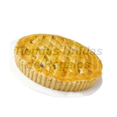 Lafrutita.com - Tartaleta 07 - Codigo:WTL07 - Detalles: Deliciosa tartaleta de manzana. Rinde de 20 a 25 porciones. 20cm de Di�metro. - - Para mayores informes llamenos al Telf: 225-5120 o 476-0753.