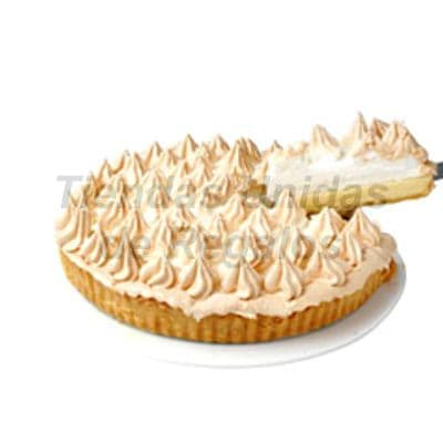 Lafrutita.com - Tartaleta 08 - Codigo:WTL08 - Detalles: Deliciosa tartaleta suspiro. Rinde de 20 a 25 porciones. 20cm de Di�metro. - - Para mayores informes llamenos al Telf: 225-5120 o 476-0753.