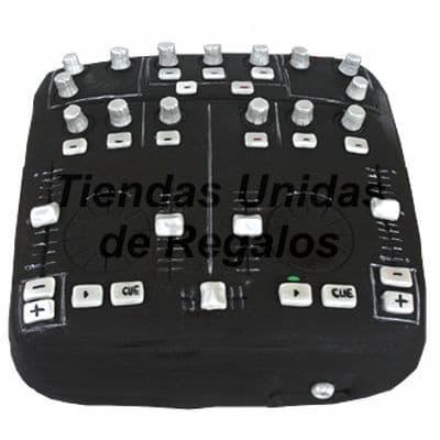 Grameco.com - Regalos a PeruTorta Mezcladora de DJ