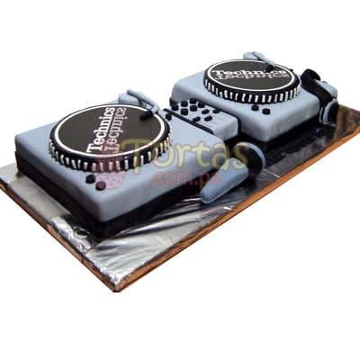 Torta DJ 18