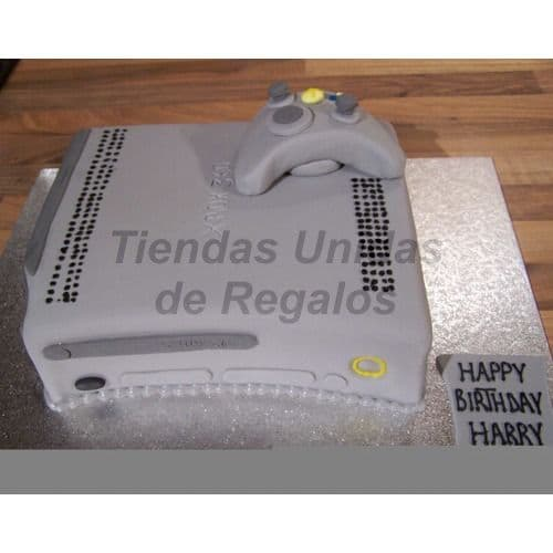 Lafrutita.com - Torta X Box - Codigo:JVD17 - Detalles: Deliciosa Torta de Cake De Vainilla rellena con frutos secos cubierta con Masa el�stica.  Esta compuesta por 1 queque de 25 x 25cm incluye mando modelado. - - Para mayores informes llamenos al Telf: 225-5120 o 476-0753.