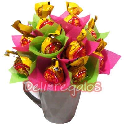 Arreglo de Chocolates | Dia de la Mujer - Cod:DMJ05